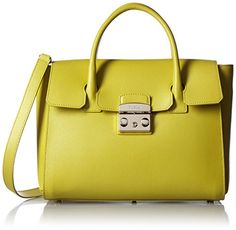 Furla Metropolis Medium Satchel Jade