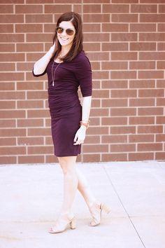 My Style: Lysse Dress | The Brunette One #StyledByTBO #thebrunetteone