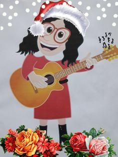 Eléa zalé chansons pour enfants -Chanson pour Noël sur une musique pop rock