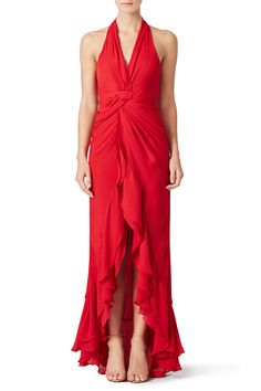 Red Century Gown by Parker | RtR