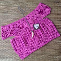Ciganinha Rosa Chiclete! Ai que amor.. .. #croche #crochet #crocheting #crochetaria                                                                                                                                                                                 Mais