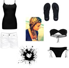 """""""beachwear 3"""" by lovemylife ❤ liked on Polyvore"""
