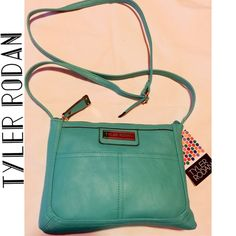 Mini Cross-Body  MAKE AN OFFER Super cute  Brand-New!  ACCEPTING OFFERS  Bundle & Save  Tyler Rodan Bags Crossbody Bags