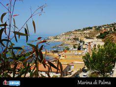 Marina di Palma - Sicily Landscape, Italy