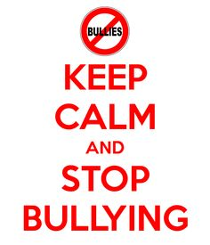 6 Great Posters on Bullying ~ Educational Technology and Mobile ...