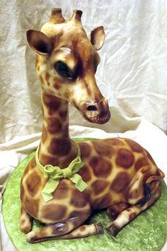 More incredible edible cakes by Debbie Goard.