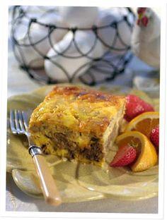 Vegetarian Egg Bake Recipe | Lightlife