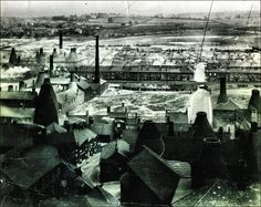 Sutherland Road and Railway Terrace, Longton Old Street, Stoke On Trent, Local History, Old Pictures, Dungeons And Dragons, Paris Skyline, Terrace, Past, Landscape