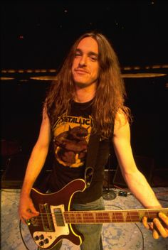Cliff Burton would have turned 50 on Friday. R.I.P. Cliff, one of rock's most gifted bassists.  www.rocksquare.co...