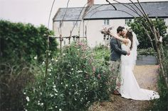 The cottage is fully licensed for ceremonies, which can take place in the farmhouse itself, in the rustic refurbished barn with views across the Axe Valley or if you want an outside wedding, you could say your vows in the walled gardens under a woven hazel arch, surrounded by climbing sweet peas!