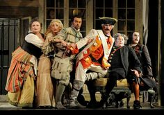 The Barber of Seville at London Coliseum - English National Opera (ENO) The Barber Of Seville, Covent Garden, Conductors, Love Affair, 25th Anniversary, Classical Music, The Guardian, Opera, Costumes