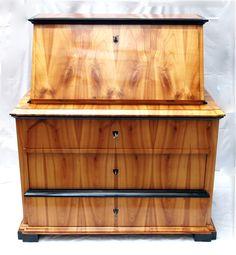Lovely Sekret r Kirschbaum Biedermeier Antiquit ten Haus Heymann GmbH