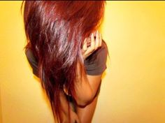 Dying my hair this color! <33