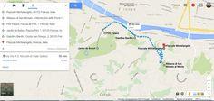 J3 - Plan du parcours  https://goo.gl/maps/z6E5O
