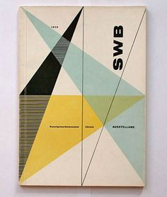 Can't get enough of that angular, simple, mid-century design.