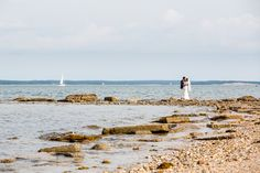 Monica and Bob were married at The Pridwin Hotel on Shelter Island in NY. Wedding was shot with Canon Mark iii and L lenses.