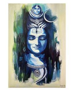 Mahakal Shiva, Lord Shiva, Krishna, Iron Man Wallpaper, Hair Sketch, Gods And Goddesses, Ganesha, Art Day, Cool Art