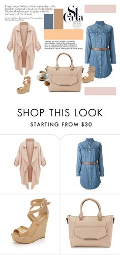 """""""Manila paloma bianca"""" by junglequeen84 ❤ liked on Polyvore featuring Michael Kors, MICHAEL Michael Kors and Urban Expressions"""