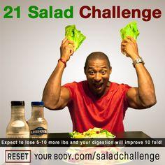 Salad-Challenge