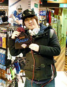 【大阪店】 2014年1月12日 ニックスカラーは間違いないです!! 似合っています!!v(*´>ω<`*)v