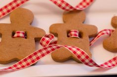 I like this to make those decorating cinnamon ornament 'cookies ' ---- Gingerbread Men Cookie Garland
