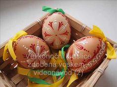 Polish Easter, Wax, Easter Crochet, Egg Decorating, Easter Eggs, The Creator, Make It Yourself, Youtube, Blog