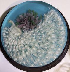 Kuchen dekorieren Needle Beste 3D Gelatin Jello Jelly Art Pudding Flower *10 Gut