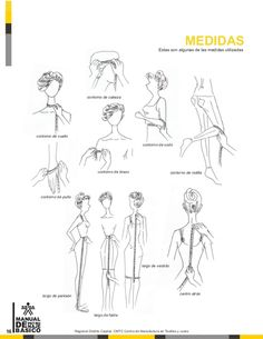 Manual de patronaje CMT - SENA Sewing Doll Clothes, Sewing Dolls, Pattern Drafting Tutorials, Sewing Patterns, Modelista, Japanese Sewing, Diy Sewing Projects, Jacket Pattern, Fashion Sewing