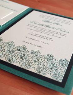 Excellent Photo of Irish Wedding Invitations Irish Wedding Invitations Irish Celtic Wedding Invitation Celtic Knot Invitation Pocket Celtic Wedding, Irish Wedding, Our Wedding, Wedding Ideas, Wedding Things, Wedding Inspiration, Wedding Card, Wedding Bells, Wedding Stuff
