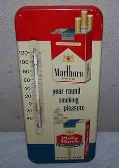 Vintage Metal Signs, Vintage Tins, Vintage Antiques, Vintage Wood, Advertising Signs, Vintage Advertisements, Vintage Cigarette Ads, Cigarette Brands, Old Signs