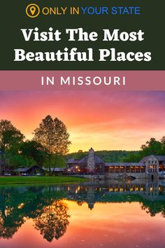 Discover beautiful hiking trails, gardens, springs, natural bridges, caves, caverns, and more. These gorgeous Missouri destinations will always be waiting for you to visit. Beautiful Scenery, Beautiful Places, Natural Waterfalls, Float Trip, Hidden Beach, Natural Bridge, Editing Background, Local Attractions, Caves