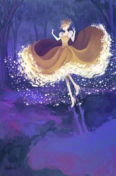 Cinderella by muse33.deviantart.com on @deviantART