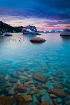 South Shore Lake Tahoe, California