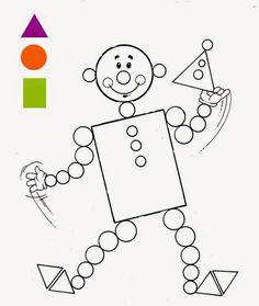 Kindergarten Math Worksheets, Teaching Kindergarten, Preschool Activities, Basic Drawing For Kids, Math Lab, English Worksheets For Kids, Art Lesson Plans, Kids Education, Art Lessons
