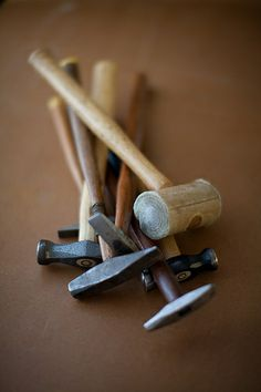 .metalsmithing tools #jewelry #design #tools