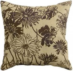 "Maystone 20"" Square Outdoor Pillow - Decorative Pillows - Home Accents - Home Decor - Decor 