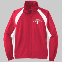 Toronto Logo Embroidery  - Ladies 5 in 1 Performance Full Zip Warm Up Jacket