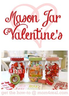 Valentine's Day is right around the corner, and I love making my own gifts to give. This is such a cute idea that you can make for anyone on your Valentine's list, and is super simple for kids to make as well! You just need a few supplies to make you own, and I guarantee...Read More »
