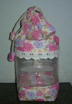 Manualidades con botellas de plástico | Solountip.com