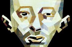 Thom Yorke, Radiohead by Victor Melamed