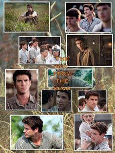 The hunger games gale Gale Hunger Games, Movie Posters, Movies, Films, Film Poster, Cinema, Movie, Film, Movie Quotes