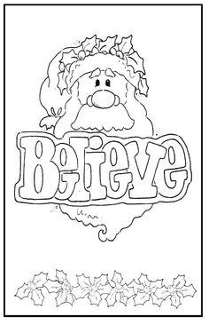 Santa Claus - couleur imprimable de la Page numéro 8031