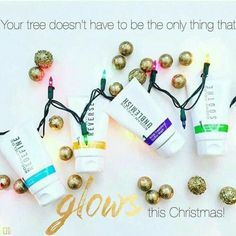 As the holidays grow near, wouldn't it be nice to have that glowing, happy skin that you've always wanted?  #6weeks #christmas #r+f