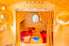 Check out this awesome listing on Airbnb: atypic studio  charming caravan in Ventabren