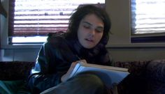 Gerard, I want you to draw me, like one of your dead girls.<<<Repinning for that comment