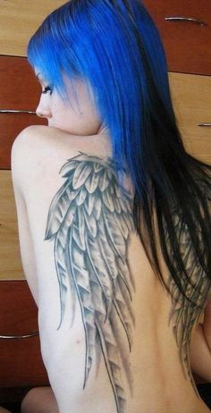 Los mejores tatuajes de alas