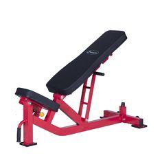Soozier Ten-Position Adjustable Weight Bench - http://www.getfitathomeclub.com/soozier-adjustable-weight-bench/