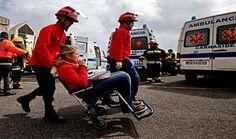 Bombeiros do distrito de Lisboa suspendem transporte de doentes a partir de Junho
