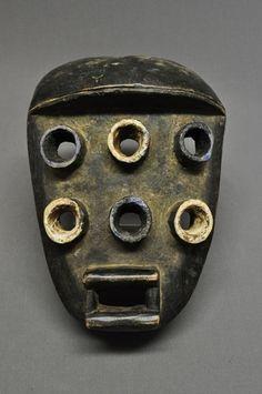 Grebo Mask, Liberia, African Mask