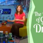 Watch Ed Jones Talk About The Benefits Of Green Drinks On Channel 3